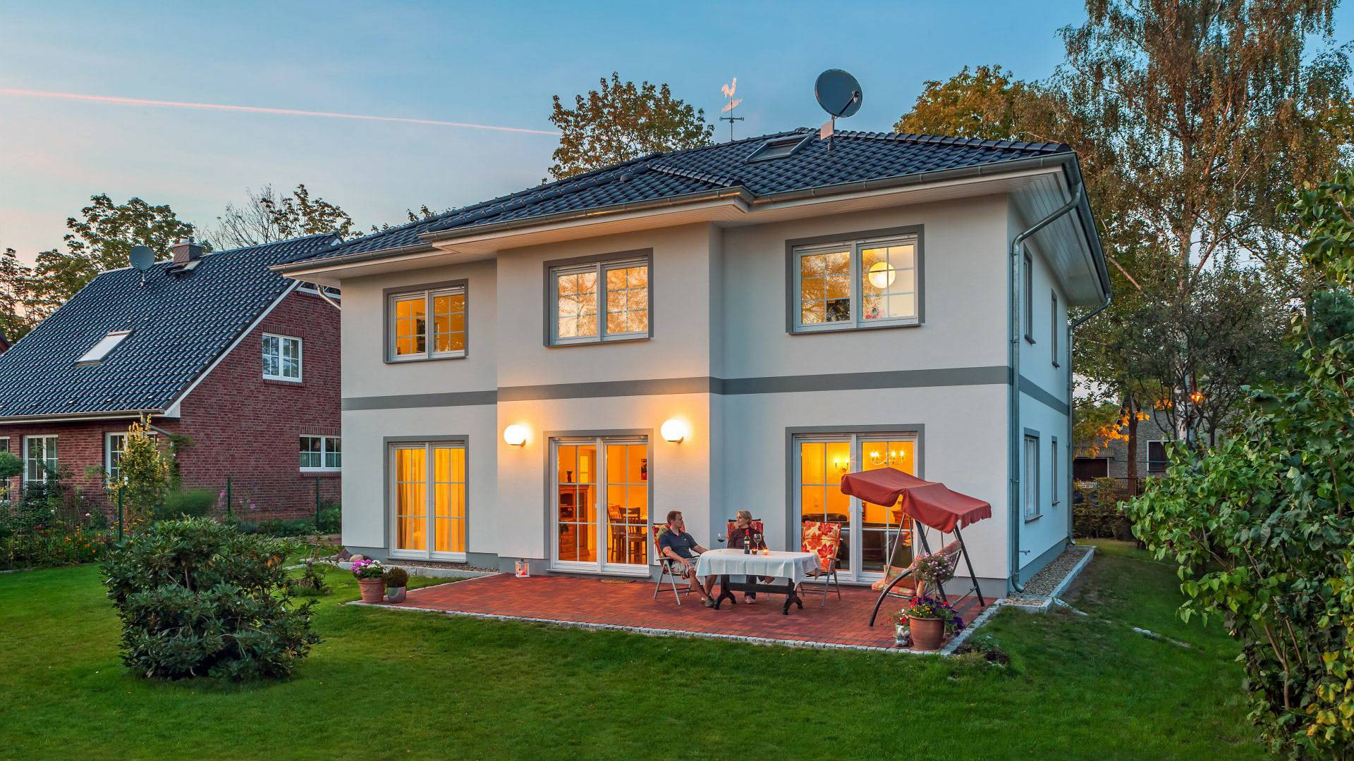 Hausbesichtigung Villa Laguna – ab 24.09.2016