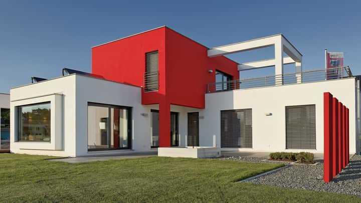 Das Flachdachhaus