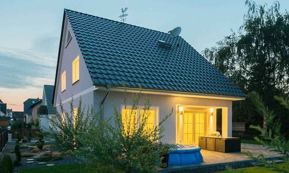 Einfamilienhaus Wissmar - Roth-Massivhaus
