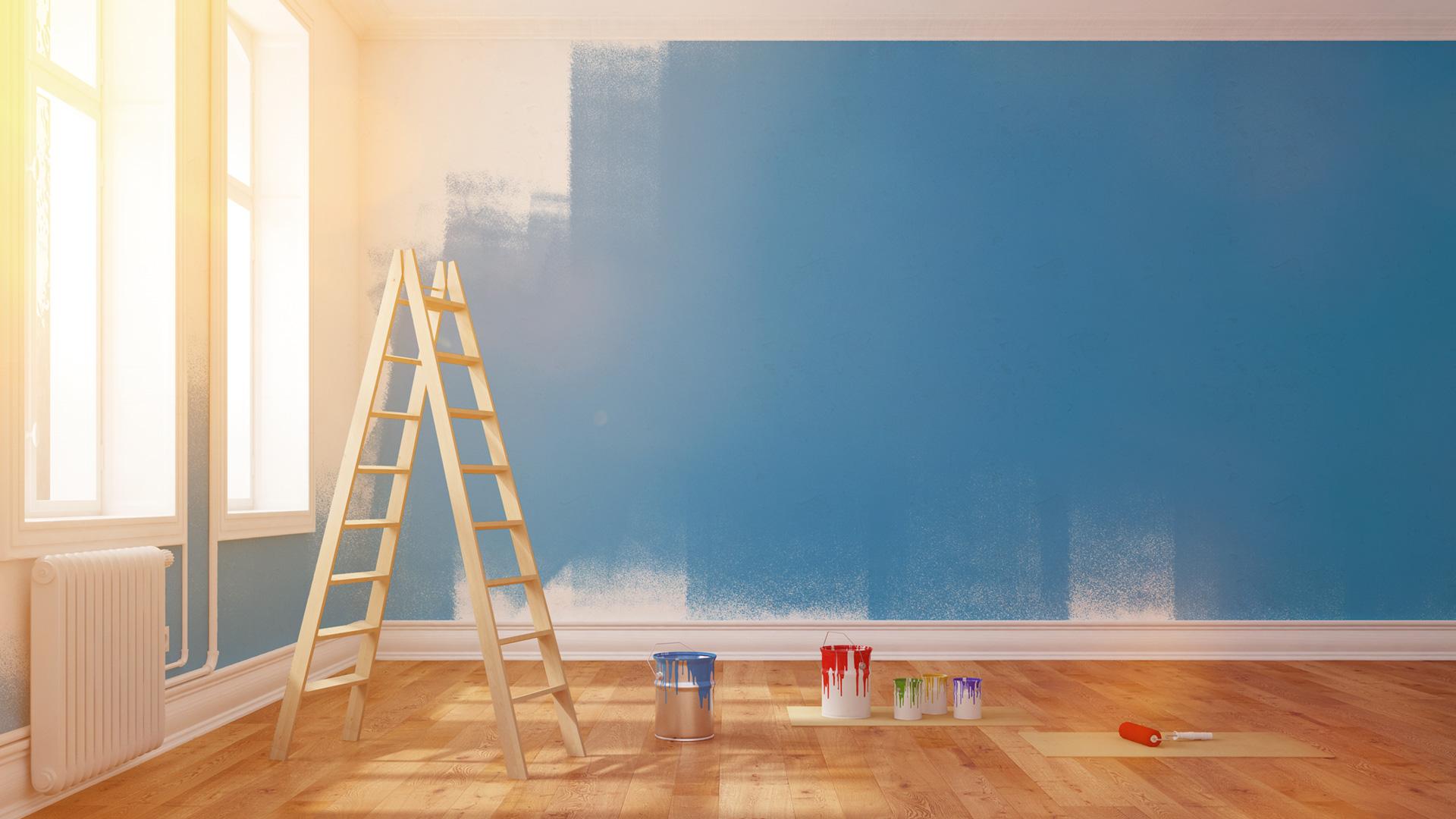 Farbe beeinflusst die Raumwahrnehmung