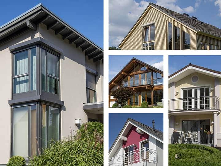 Haustypen von A-Z