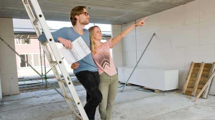 Hausbauplanung