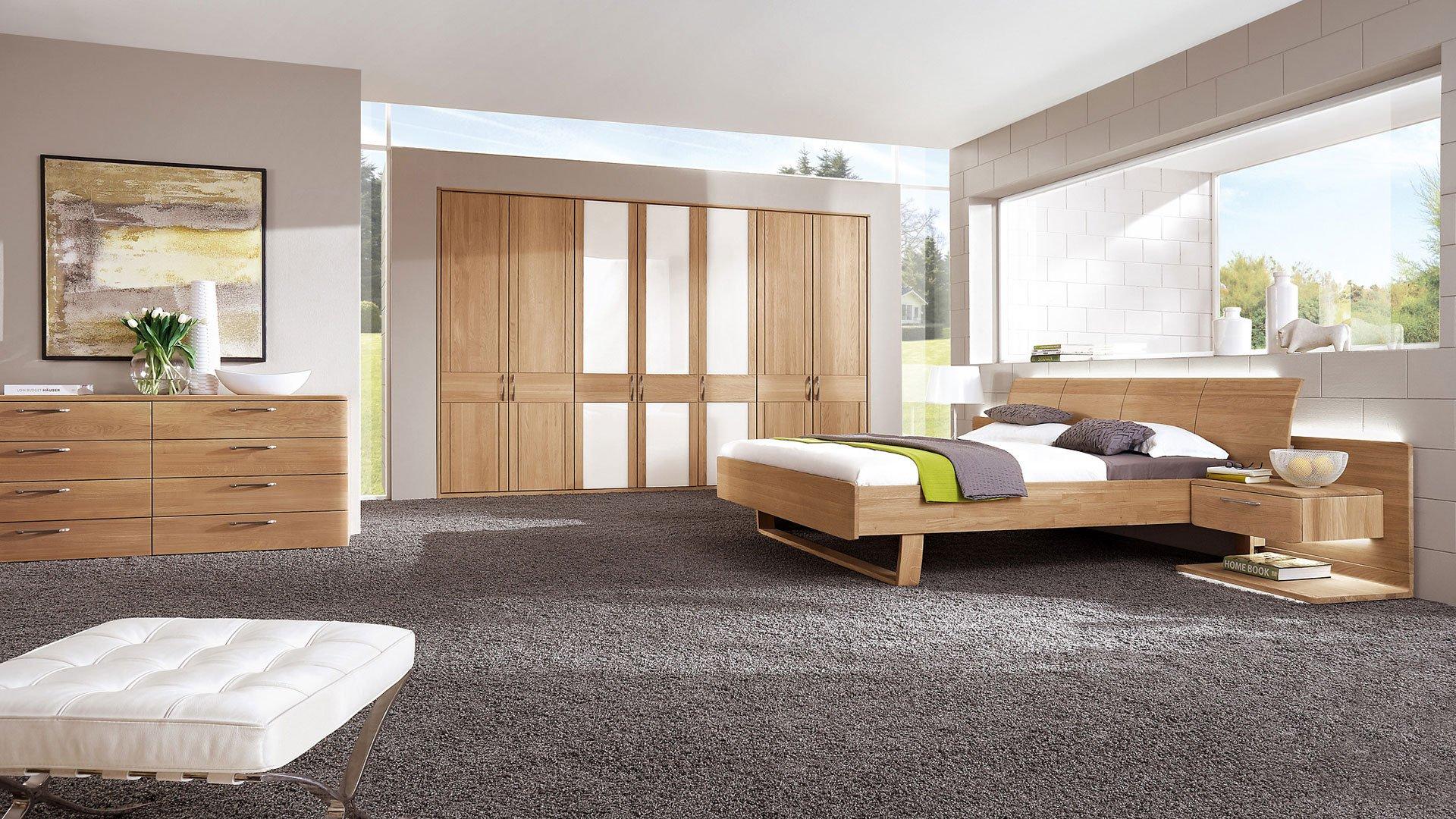 Massivholzmöbel Schlafzimmer InCasa