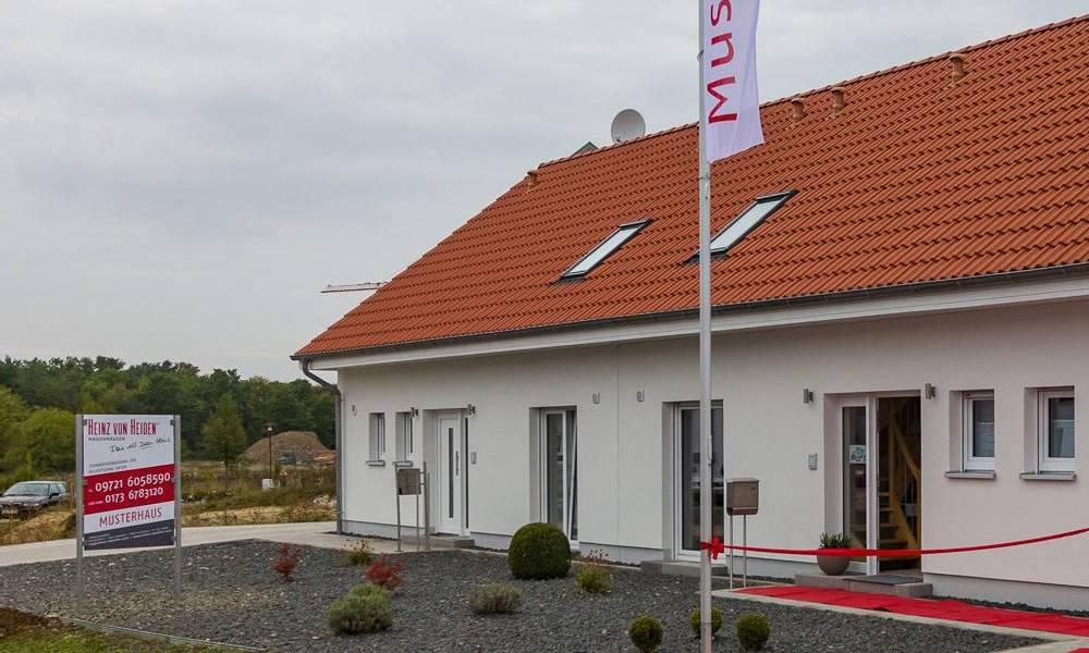 Heinz von Heiden Musterhaus Sennfeld
