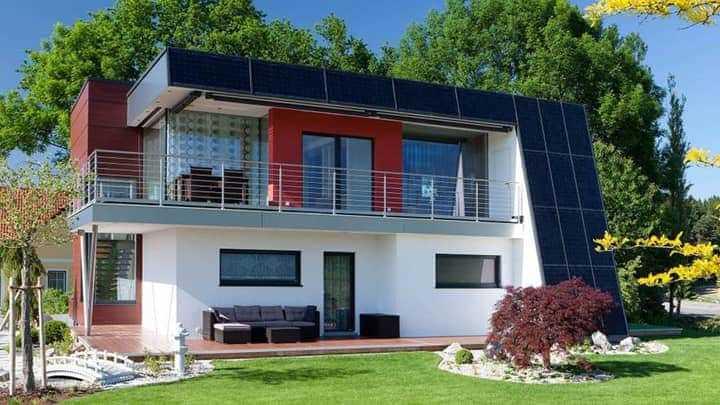 Das Energiesparhaus
