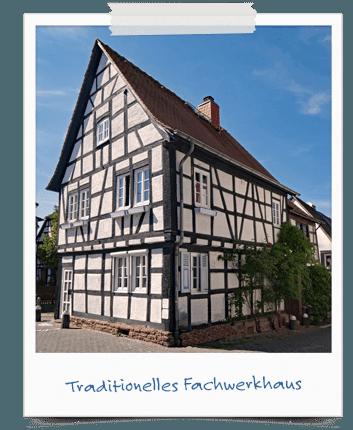 Traditionelles-Fachwerkhaus