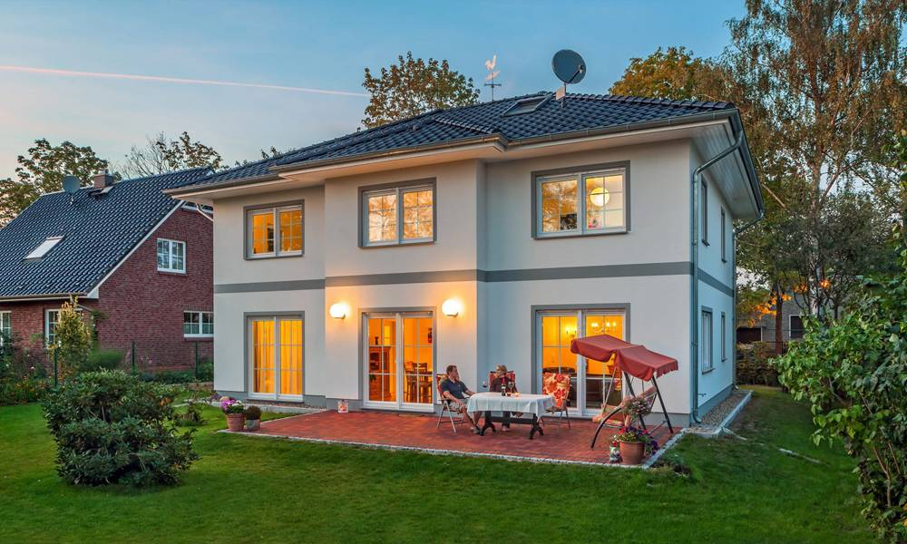 Villa Laguna - Roth-Massivhaus