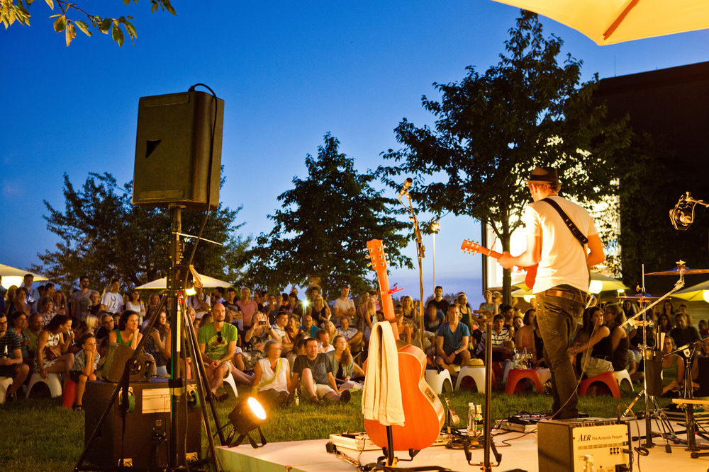Vitra Campus Summer Nights