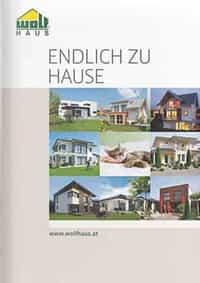 Wolf-System-Haus Katalog
